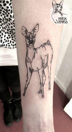 Mirja Fenris Tattoo — Mirja Fenris Tattoo