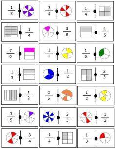 actividades con fracciones decimales simples primaria - Google Search