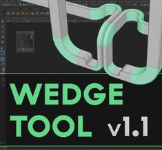 Wedge Tool - is simple modeling script for Autodesk Maya which builds upon existing Maya's Wedge tool and makes it faster and more interactive with the option to easily adjust the size of the wedge arc. Supported Maya Versions. Maya 2016, 2016.5, 2017, 2018 - for both Win and Mac OS. Maya LT is NOT supported! The script is using expressions which LT version of Maya doesn't support! There is a possible workaround which i might add in some of the next updates. Tutorial / Help. Installation…