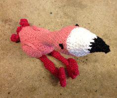 Flamingo Crochet