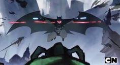 Batman of Shanghai:' The Dark Knight Gets a Retro 1930s Redesign ...