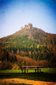 Castle magic! Burg Hohenzollern is one of the most beautiful castles in Germany!