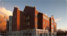 New Heritage Halls: BYU