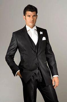 BERNA coleccion 2013 de trajes de novio y ceremonia  novio  padrino  men  .  Trajes De HombreTraje ... 7dec8c13d46
