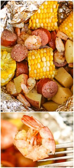 CAJUN STYLE GRILL FOIL PACKETS are #10 on our list