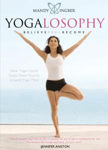 We Picked 9 Top Yoga DVDs That Suit Different Kinds of Students: Best Hybrid Workout - Yogalosophy Jennifer Aniston, Best Yoga Dvd, Best Yoga For Beginners, Workout Dvds, Abc Workout, Yoga Props, Yoga Music, Best Cardio, Yoga Fashion