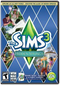 The Sims 3: Hidden Springs PC Game