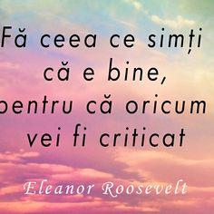 Eleanor Roosevelt, Math Equations, Words
