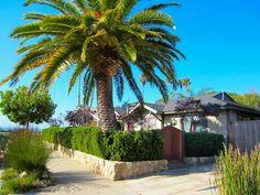 Paul's house in Santa Barbara