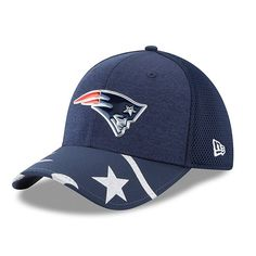 New Era 2017 Draft 39Thirty Flex Cap-Navy. New Era New England Patriots ... ae0c94df1