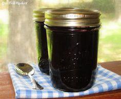 The Hen Basket: Blackberry Jelly