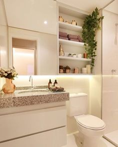 Built in shelves above toilet? – Cottage Bathrooms – Built in shelves above toilet? – Cottage Bathrooms – – most beautiful shelves – Bathroom Design Small, Bathroom Interior Design, Modern Bathroom, White Bathroom, Timeless Bathroom, Bathroom Green, Narrow Bathroom, Bathroom Designs, Shelves Above Toilet