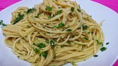 Tres sencillas recetas de espaguetis