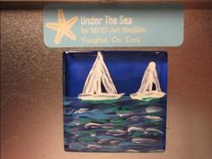 Category: Painted Glass Magnets | MOD ART STUDIOS Glass Magnets, Art Studios, Under The Sea, Frame, Decor, Picture Frame, Decoration, Decorating, Frames