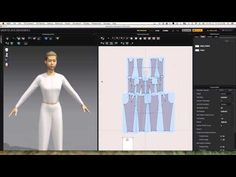 Sleeves & Flight Jacket in Marvelous Designer - YouTube