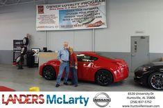 Congratulations anita on your #Nissan #370Z from Sylvester Redix at Landers McLarty Nissan !  https://deliverymaxx.com/DealerReviews.aspx?DealerCode=RKUY  #LandersMcLartyNissan