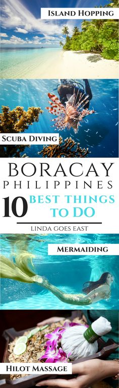 The 10 Best Things to do in Boracay Philippines