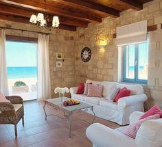 Beach House in Crete