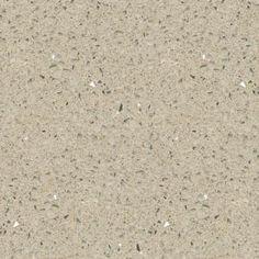 Silestone 2 in. Quartz Countertop Sample in Stellar Cream-SS-Q0500 - The Home Depot