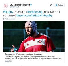 Dopage : Un sportif italien a été contrôlé positif à 11 produits différents