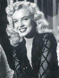 """Marilyn Monroe, """"Ladies of The Chorus"""", 1948."""