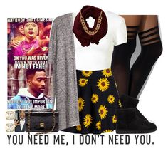 """""""You need me ,I don't need you ."""" by je-mimi ❤ liked on Polyvore featuring UGG Australia, Topshop, H&M, Chanel, Friis & Company and Juicy Couture"""