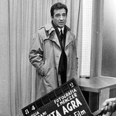 """Ugo Tognazzi La vita agra di Carlo Lizzani 1964 """"Io sono qui, tu sei lì, fra poco vengo lì."""""""
