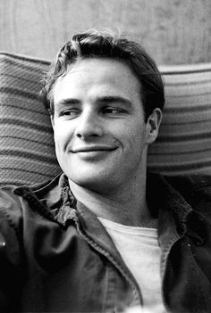 Marlon Brando. Considered the first method actor. However, back in the day Gary Cooper was and still is today considered the first.