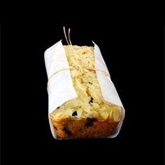 Blueberry Orange Almond Bread