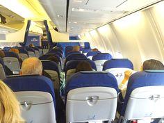 Til deg i sete 22 B i flyet: Hva er det med deg?