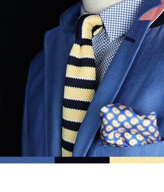 Formal Shirts Men's Clothing Contemplative Steven Land Trim Fit Blue Check Cutaway Collar French Cuff Cotton Dress Shirt