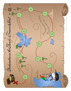 Family Proclamation Treasure Hunt Game (download) by Alana Lee- Tweak it for youth