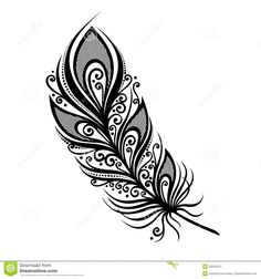 feather tattoos on shoulder - Google Search