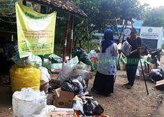 Bank Sampah Melati Bersih: Kegiatan Penimbangan Sampah di BSMB Al Biru Juni