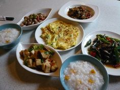 Porridge Chinese Breakfast, Tacos, Rice, Mexican, Ethnic Recipes, Food, Meals, Yemek, Laughter