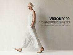 vision-2020 | EILEEN FISHER - I hope the whole industry will move this way.