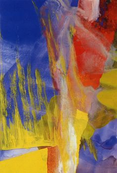 Gerhard Richter » Art » Oil on Paper » Untitled (2.10.1985)