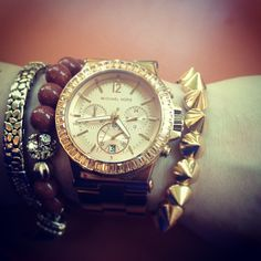 #MKTimeless Arm party.