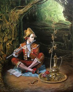 Magic Flute II (Elementary Selection)    -  Michael Cheval
