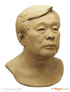 Anatomy Reference, 10 Days, Sculpture Art, Statues, Sculpting, Artisan, Asia, Korean, Portraits