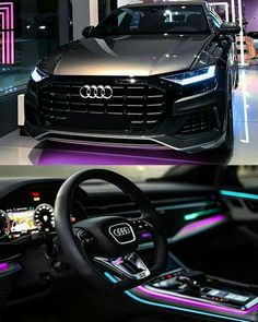 Audi - Cars and Bikes - autos Luxury Sports Cars, Top Luxury Cars, Sport Cars, Luxury Suv, Porsche 964, Porsche Carrera, Carros Audi, Lux Cars, Pretty Cars