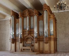 Art Center in Podolsk, Freiburger orgelbau