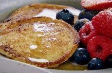 Ricotta and Cinnamon Breakfast Hotcakes Recipe