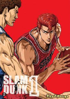 Читать мангу на русском Коронный бросок (Slam Dunk: Slam Dunk!). Иноуэ Такэхико Новые главы - ReadManga.me