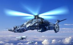 Advanced Helicopter Concept