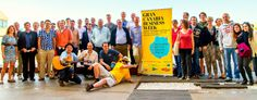 Gran Canaria Business Week 2014 Day Four Group Shot