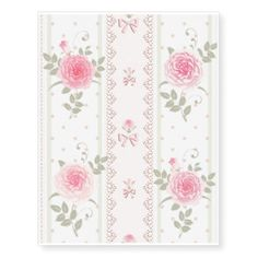 Shabby Chic Wallpaper Border Victorian Fl Vintage