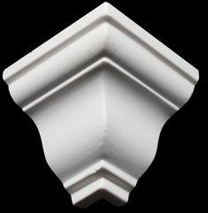 COV1019E: Aroldo External Corner Coving £4.99 Plaster Coving, Cornice, Art And Technology, State Art, Light Bulb, Living Room, Decor, Plastering, Decoration