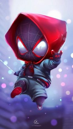 Adorable Spiderman iPhone Hintergrundbild – iPhone Hintergrundbilder – MAN You are in the right place about iphone wallpaper funny Here we offer you the most beautiful pictures about the iphone … Amazing Spiderman, Spiderman Art, Chibi Spiderman, Hd Anime Wallpapers, Cute Cartoon Wallpapers, Wallpaper Wallpapers, Simple Wallpapers, Best Iphone Wallpapers, Deadpool Wallpaper