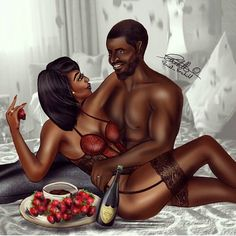 Black couple oral sex drawings consider, that